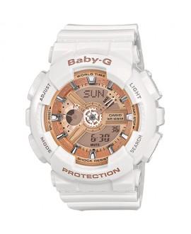 Casio BABY-G BA-110-7A1ER blanco