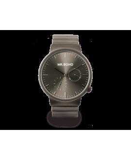 Reloj Mr Boho multifuncion matte titanium