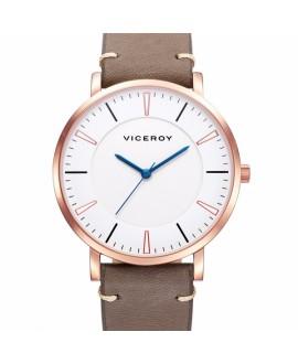 Reloj de hombre Viceroy analógico piel
