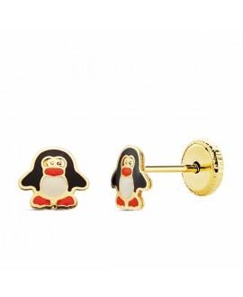 Pendiente bebe pingüino...