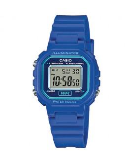 Reloj casio niño azul