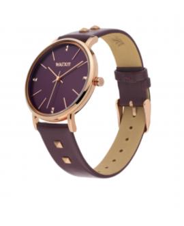 Reloj unisex WATXandCO, morado WXCA3023