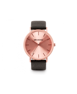 Reloj MR.BOHO Copper Black...