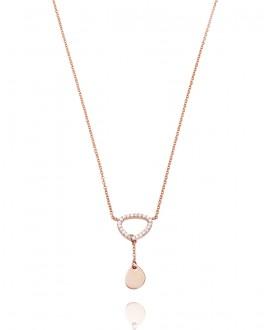 Collar de Viceroy jewels, rosa