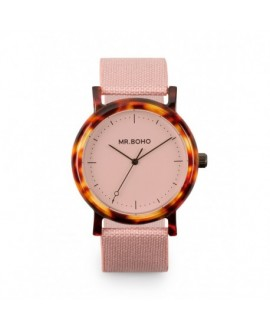 Reloj Flamingo Walnut...