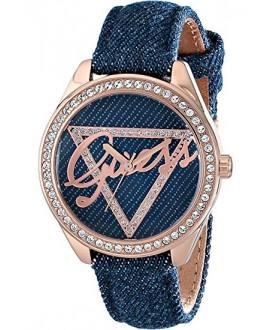 Reloj GUESS tela vaquera w0456L6