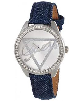 Reloj de GUESS plata vaquero w0456l1