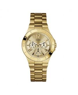 Reloj crono de GUESS dorado W1355L1