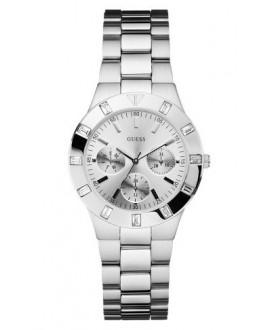 Reloj de GUESS acero tipo crono W11610L1
