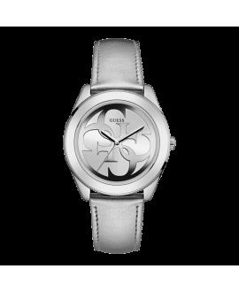 Reloj Guess Mujer W0895L4 Piel Gris