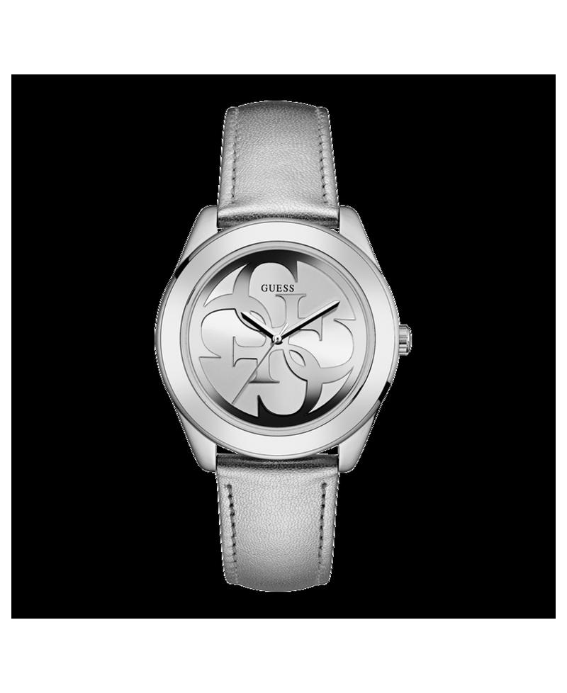 Reloj Piel Mujer Gris Guess W0895l4 HDE2IYW9