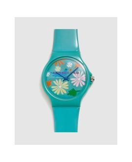Reloj de mujer Ágatha Ruiz de la Prada Flip turquesa