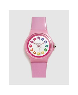 Reloj rosa de mujer Ágatha Ruiz de la Prada Flip