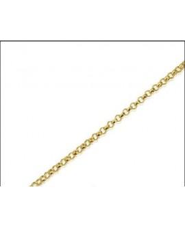 Cadena de oro amarillo ROLO...
