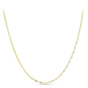 Cadena de oro, mod: BILBAO...