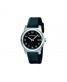 Reloj Unisex Wenger Field Color Negro/Negro Joyería Gimeno