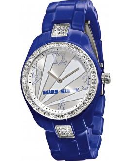 Reloj MISS SIXTY cerámica azul
