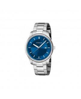 Reloj de Hombre Wenger City Classic Azul/Plata