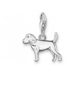 Colgante charm de Thomas Sabo perro braco