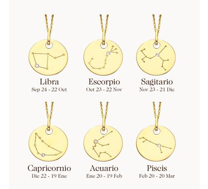 Horóscopos oro y brillante